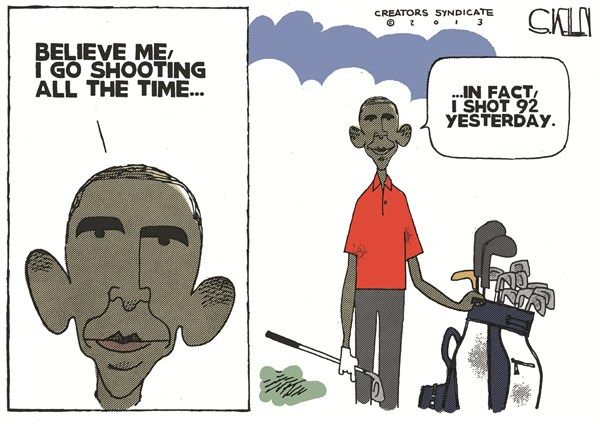 126460 600 Obama Shoots cartoons