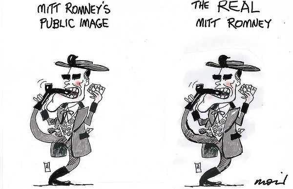 Romneys Image  Moir,The Morning Herald, Sydney Australia,romney,public,image,video,taxpayers,romney-video-leak