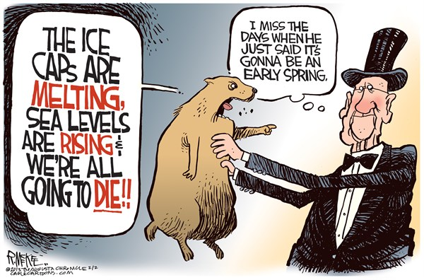 126507 600 Groundhog Global Warning cartoons