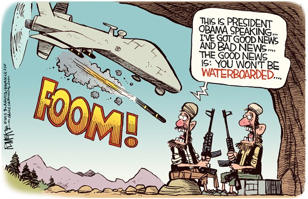 Rick McKee / Augusta Chronicle, Cagle Cartoons