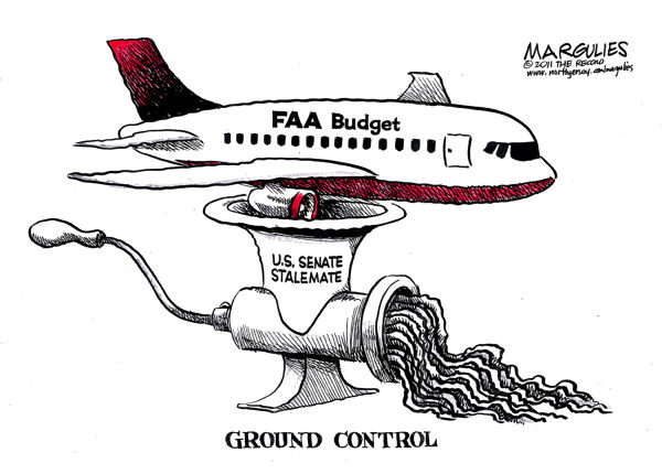 Jimmy Margulies - The Record of Hackensack, NJ - FAA budget color - English - FAA budget, FAA, Flying, Airlines, Airline safety, Airport jobs, Airport construction, Rural airports