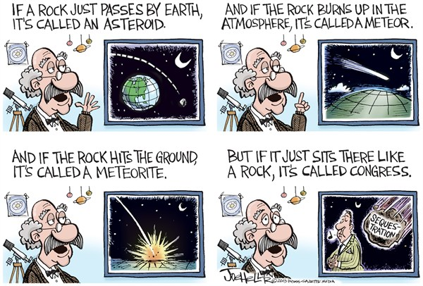 127306 600 Asteroids and Meteors cartoons