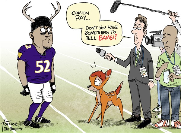 126538 600 Ray Lewis Super Bowl cartoons